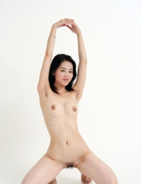 Asian met art model tiang fang