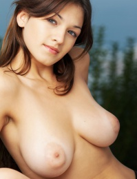 Hot pussy from Canada with big massive juggs showing off