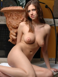 Hot ready to do bad model enjoys herself