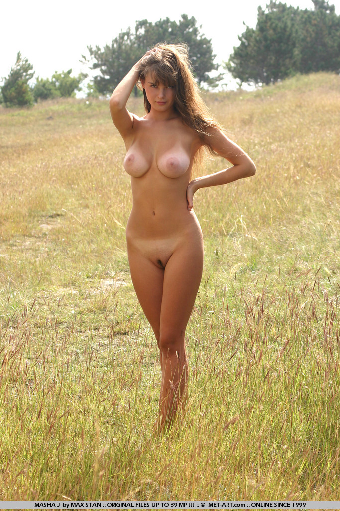 girls naked outdoors caught Nude