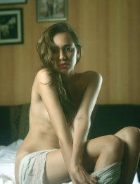 Ilona A nude and erotic