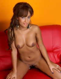 Naked Teen African Princess