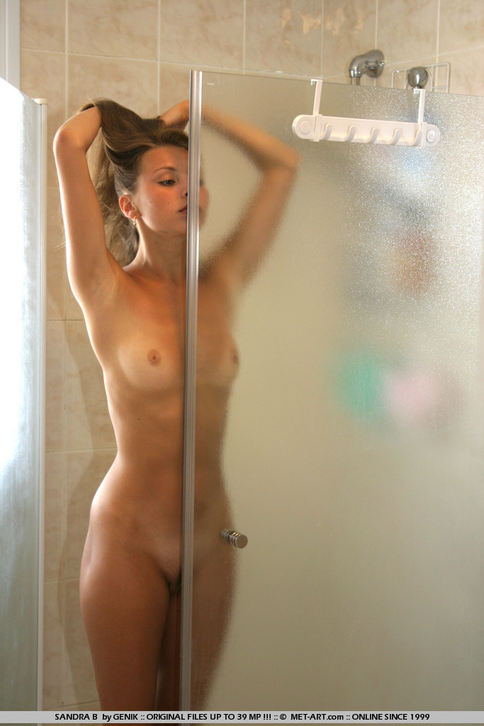 Sexy thongs on nude women