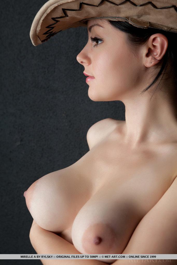 With you Met art nude model big tits