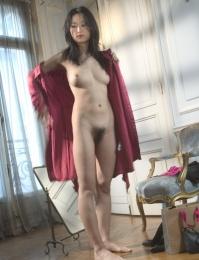 Uncensored Asian porn pics from met art